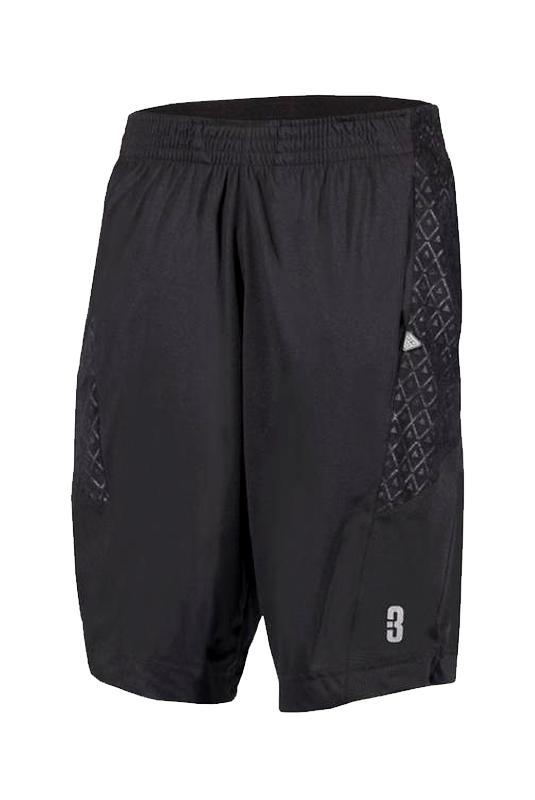 2.0 Pantaloncini-Basketball-asciugamano-pallacanestro-shorts-Black