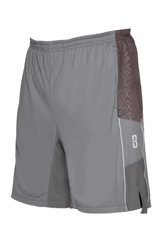 3.0 Pantaloncini-Basketball-asciugamano-pallacanestro-shorts-Grey