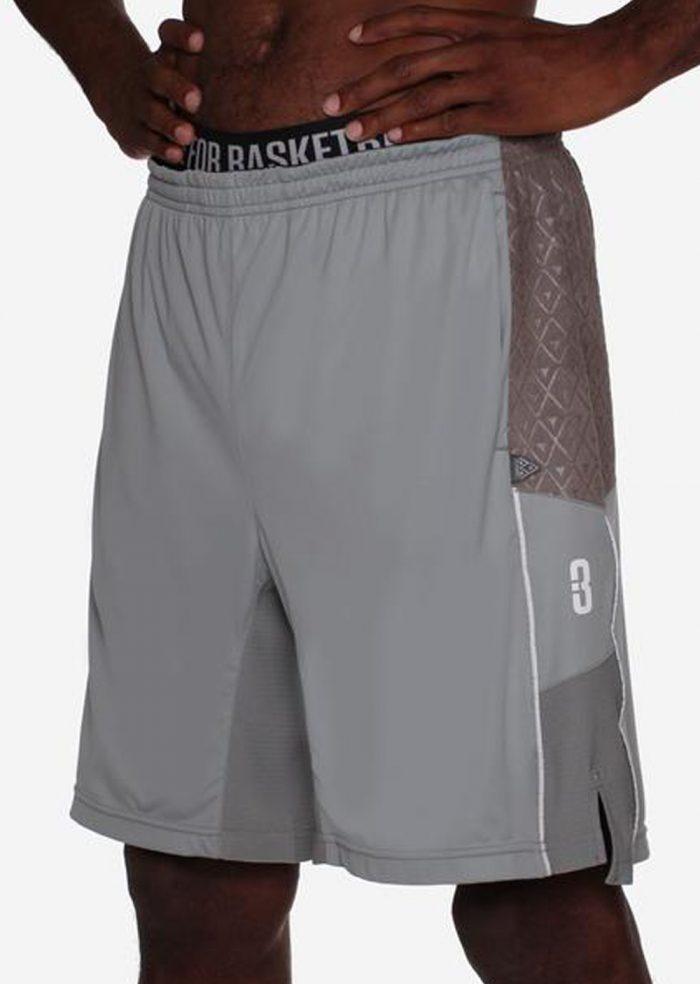 Pantaloncini-Basketball-asciugamano-pallacanestro-shorts-grigio1