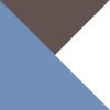Azzurro-Grigio-Bianco