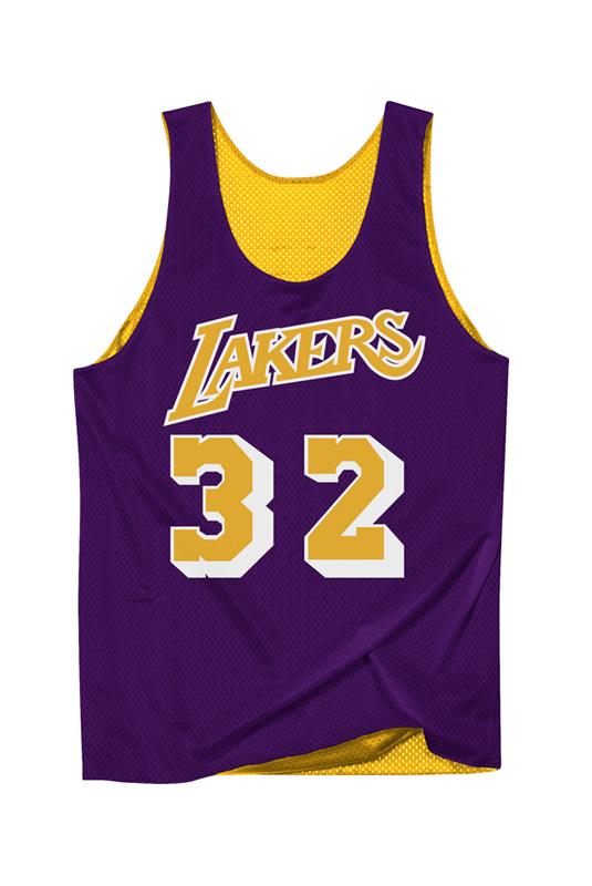Lakers Purlple Double-Face Magic