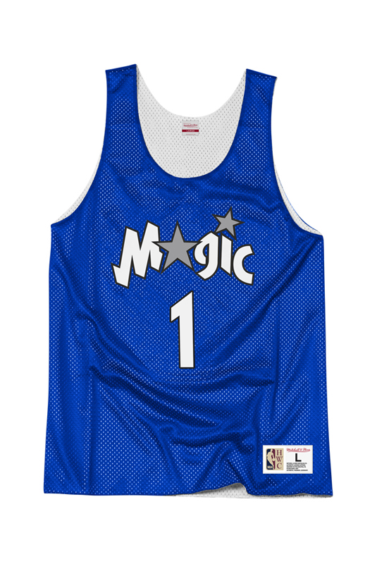 Orlando Blue Double-Face McGrady