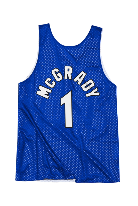 Orlando Double-Face McGrady Blue